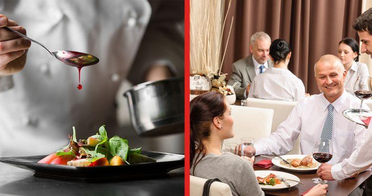 Un buon lavoro di sala vale quanto una buona cucina | Blog Tecnocassa Italia